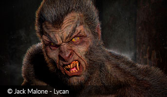 Lycan by Jack Malone